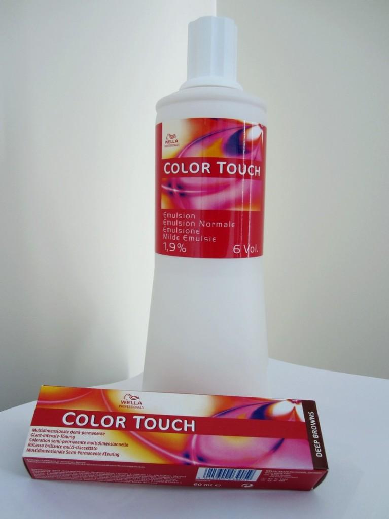 comment - Coloration Professionnelle Wella
