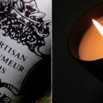 L'Artisan Parfumeur : en plus de sentir bon, les bougies sont sublimes !