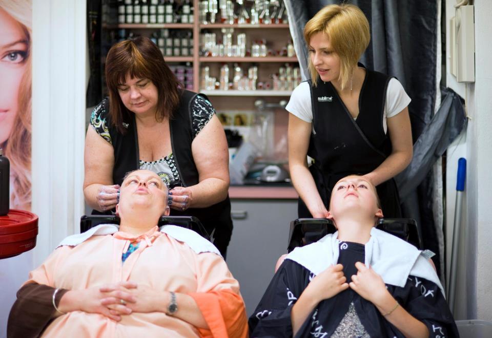 salon de coiffure à Brest