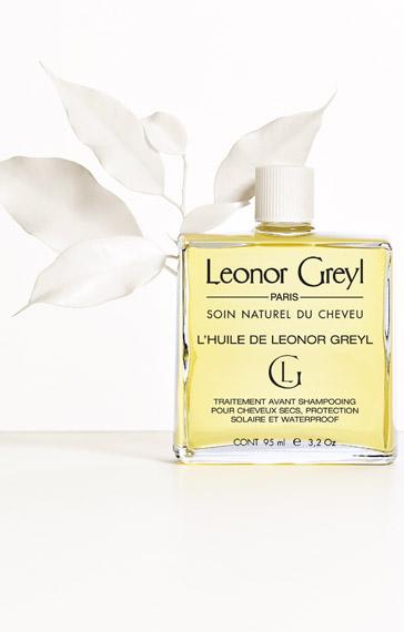 nouvelle huile de leonor greyl