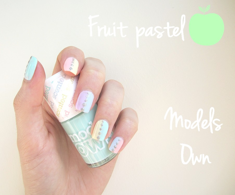 fruit pastel models own