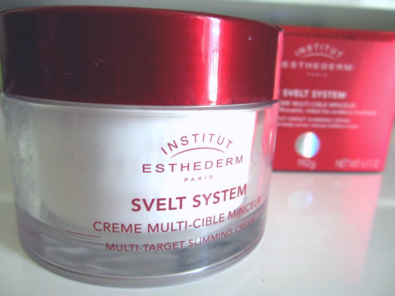 svelt system esthederm multi cible