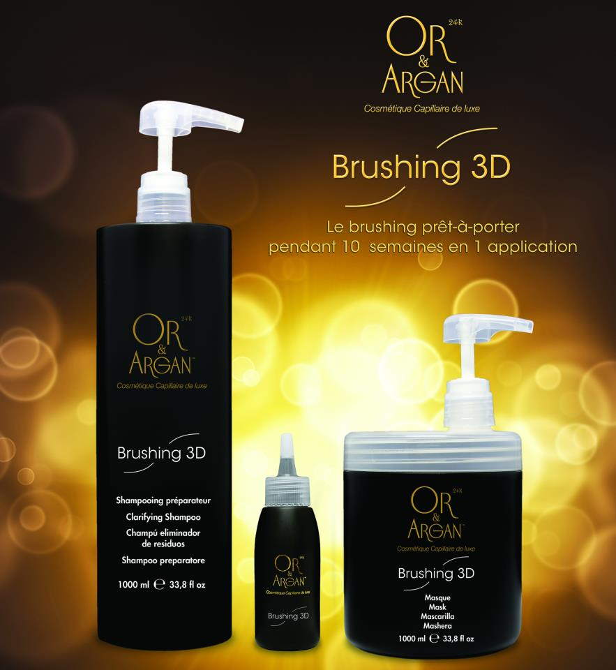 avis brushing 3D