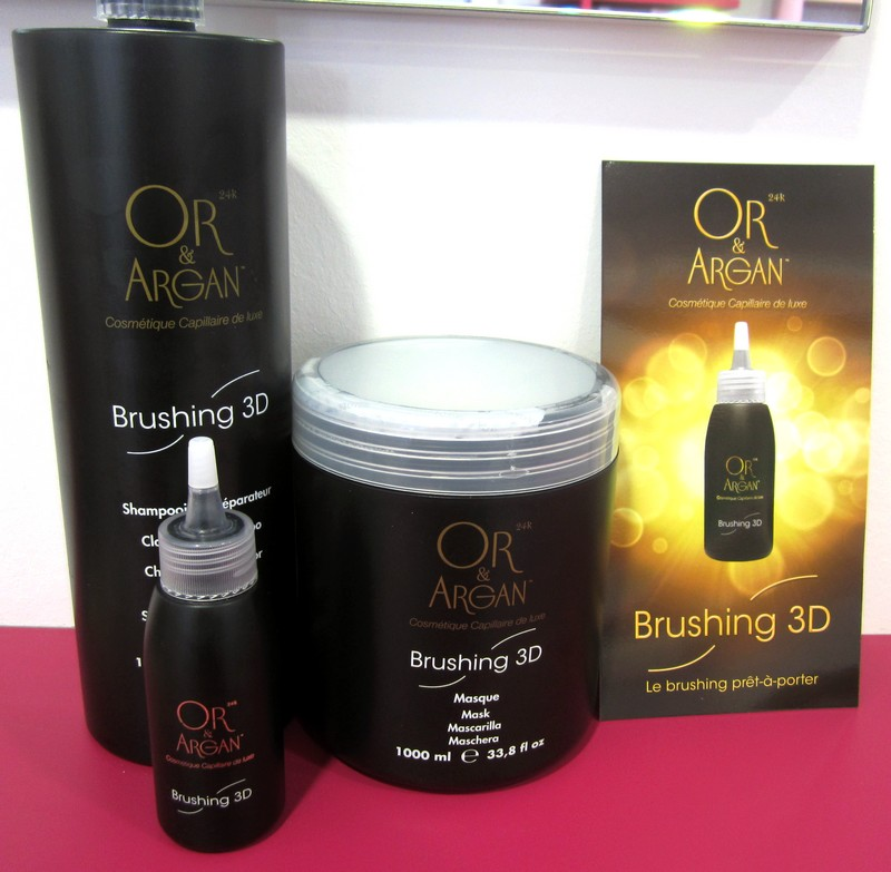 or et argan brushing 3D