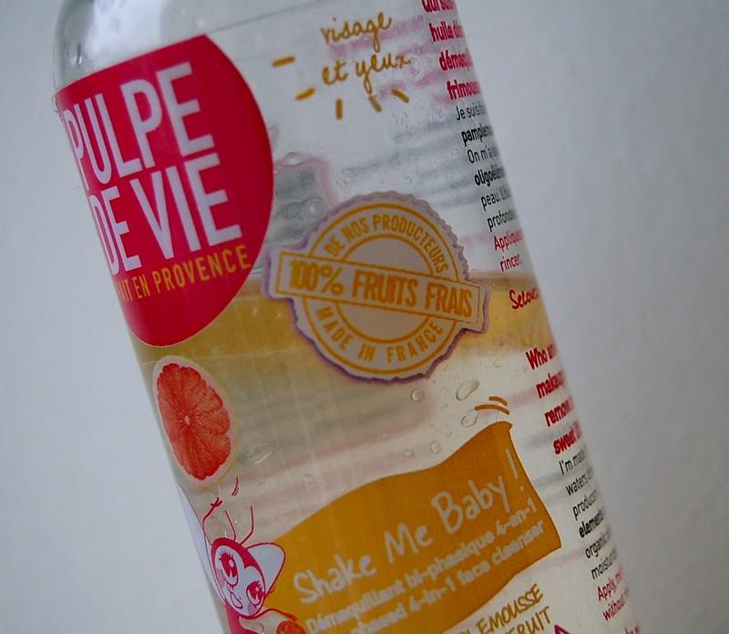shake me pulpe de vie