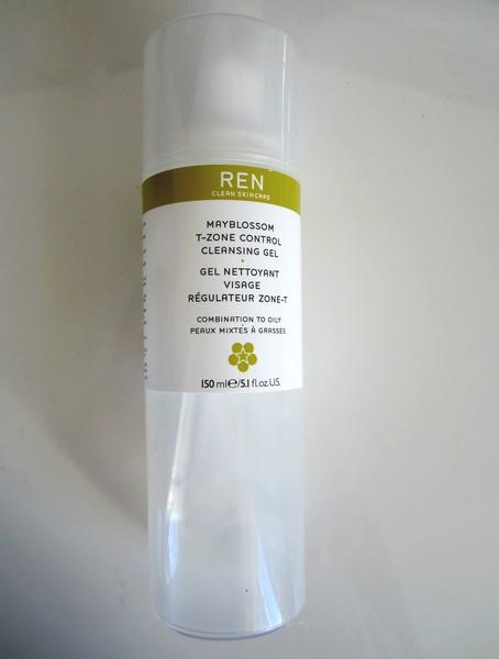 gel nettoyant regulateur ren