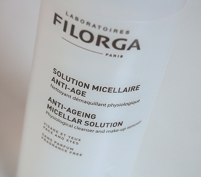 eau micellaire filorga