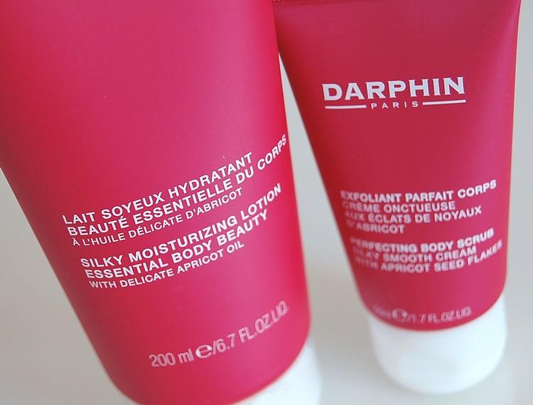 lait hydratant darphin