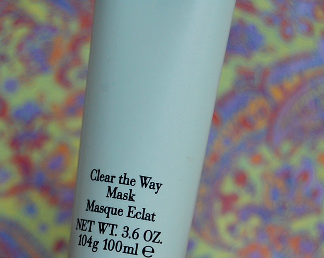 masque clear the way