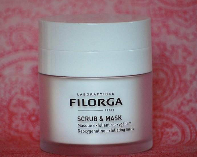 filorga scrub ans mask
