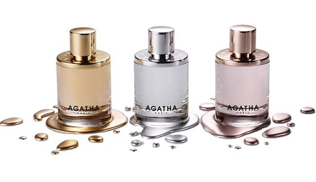 parfums agatha paris bijoux