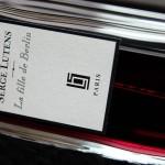 La Fille de Berlin par Serge Lutens : ma plus belle découverte parfumée