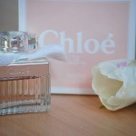Chloé Eau de Toilette, un bouquet de roses blanches [concours]