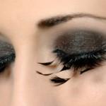 Cils : les maquillages les plus fous