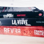3 thrillers à ne pas manquer