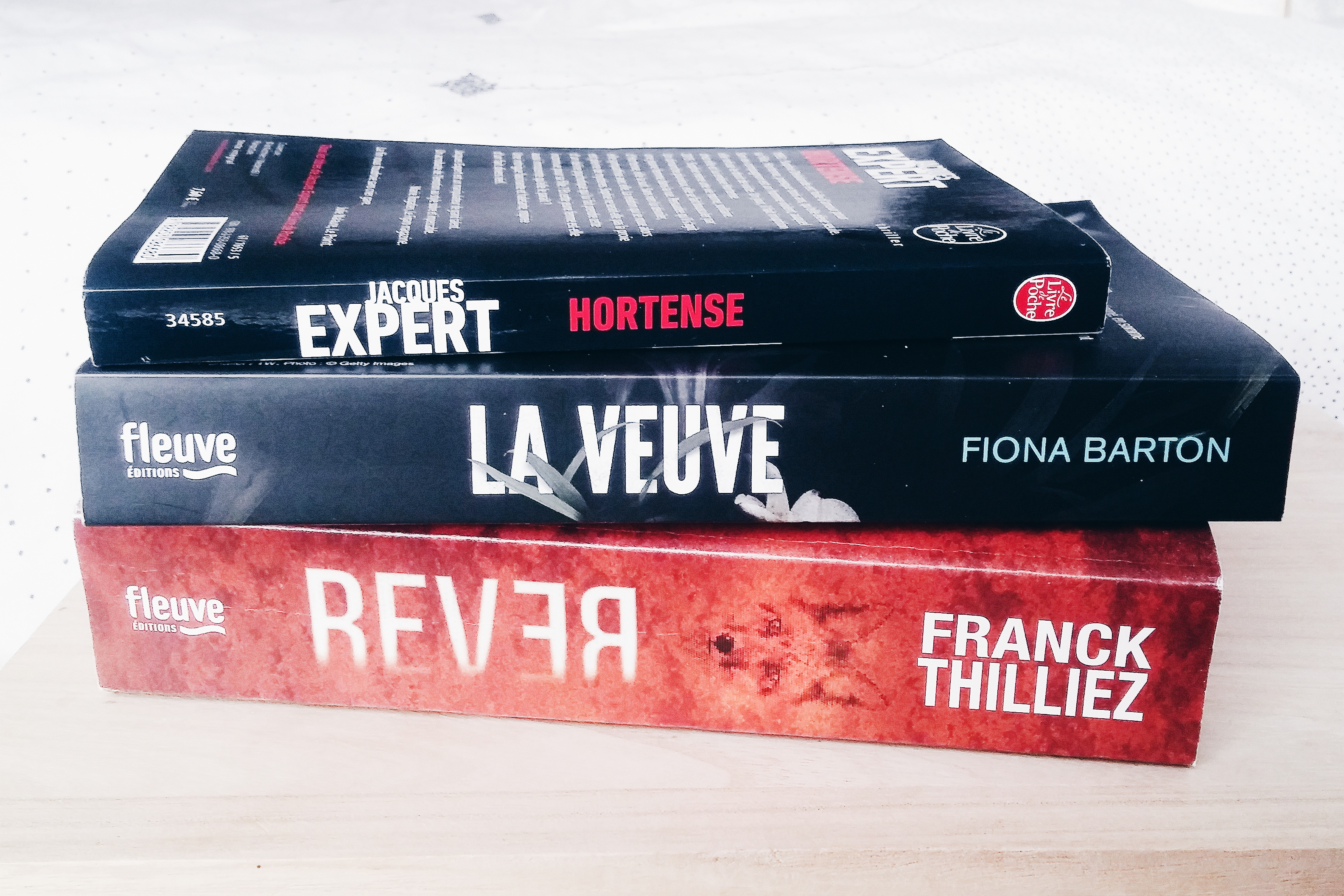 livres_thrillers