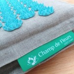 Tapis Champ de Fleurs : l'acupression à la maison