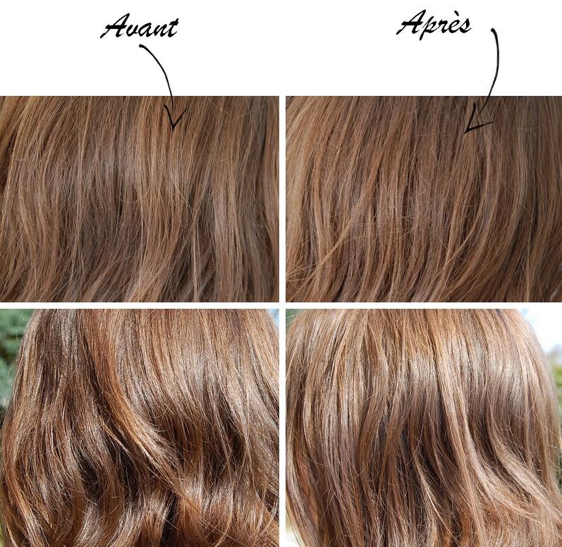 Teinture naturelle pour cheveux logona