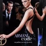 Armani Code, un concentré de féminité moderne