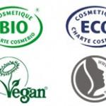 Labels bio en cosmétique : petit comparatif